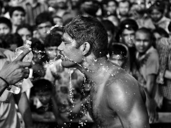 孟加拉传统摔跤10