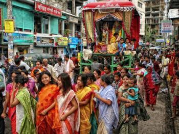 印度教的乘车节
