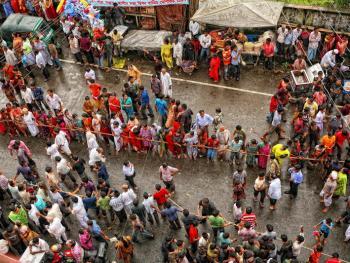 印度教的乘车节3