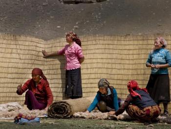 玉其塔什的柯尔克孜族游牧生活04
