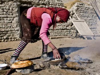 玉其塔什的柯尔克孜族游牧生活09