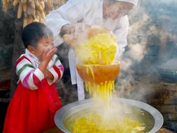 朝鲜族传统风味食品