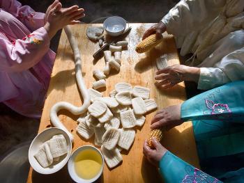 朝鲜族传统风味食品06