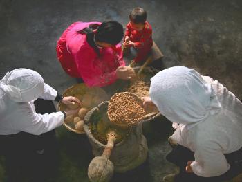 朝鲜族传统风味食品08