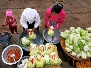 朝鲜族传统风味食品09