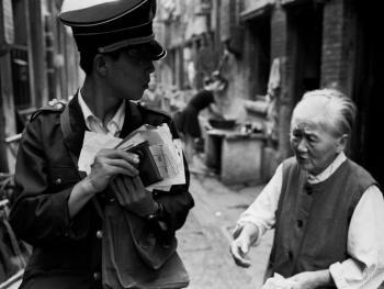 上海的弄堂生活05
