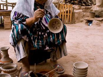 即将消失的维吾尔族土陶10