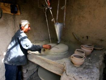 即将消失的维吾尔族土陶08
