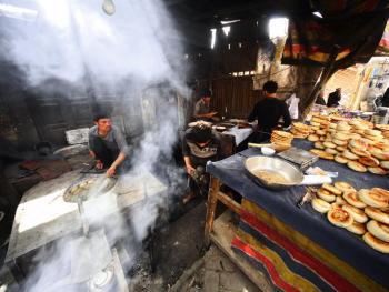 维吾尔族特色饮食11