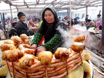维吾尔族特色饮食12