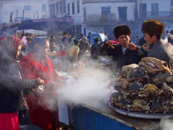 维吾尔族特色饮食02