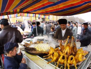 维吾尔族特色饮食07