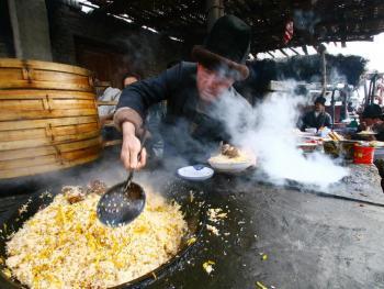 维吾尔族特色饮食09