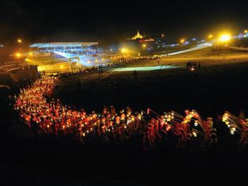 缅甸灯节11
