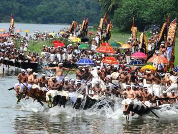 喀拉拉邦的欧南节