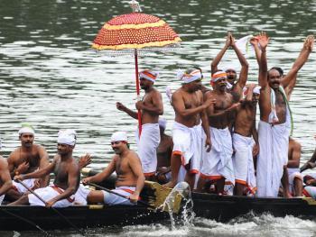 喀拉拉邦的欧南节12