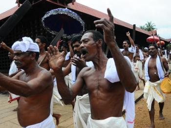 喀拉拉邦的欧南节09