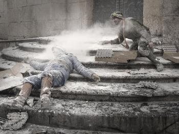 伊维的面粉大战11