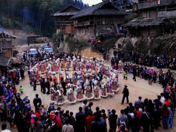 苗族牯藏节02