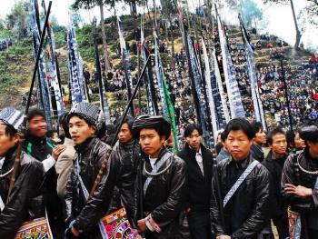 苗族牯藏节09