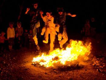 塔吉克族皮里克节12