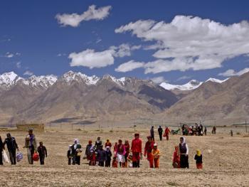 塔吉克族皮里克节