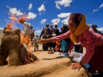 塔吉克族皮里克节06