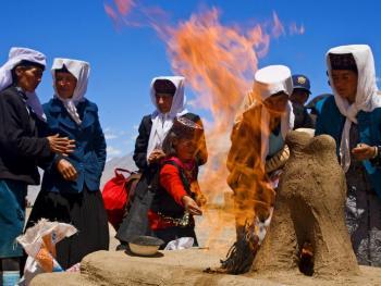 塔吉克族皮里克节07