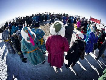 蒙古族兴畜节12