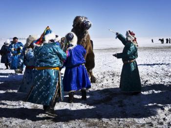 蒙古族兴畜节09