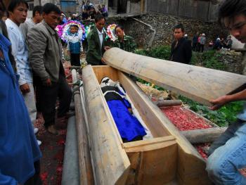 苗族葬礼6