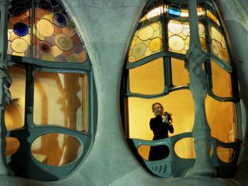 巴塞罗那的现代主义建筑01