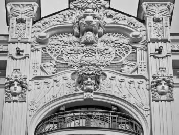 里加的新艺术建筑风格05