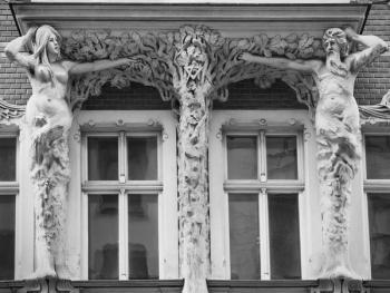 里加的新艺术建筑风格09