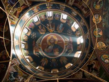 塞尔维亚教堂和修道院