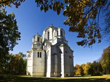 塞尔维亚教堂和修道院04