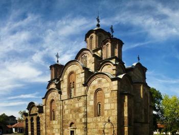 塞尔维亚教堂和修道院05