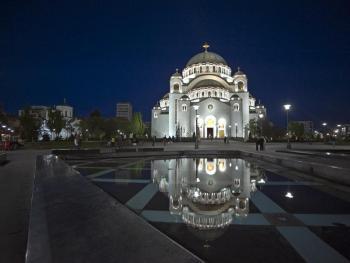 塞尔维亚教堂和修道院06