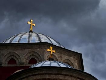 塞尔维亚教堂和修道院07