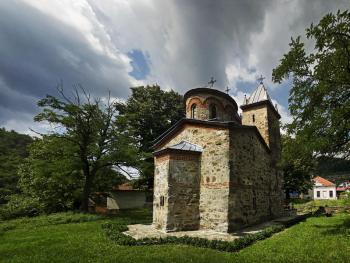 塞尔维亚教堂和修道院08