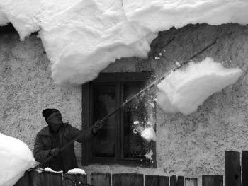 特兰西瓦尼亚的冬天