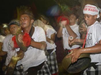 巴厘岛的驱邪日10