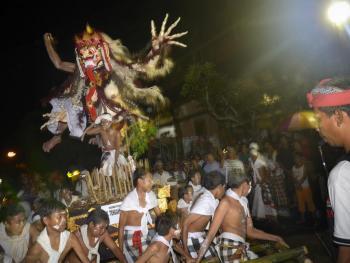 巴厘岛的驱邪日11