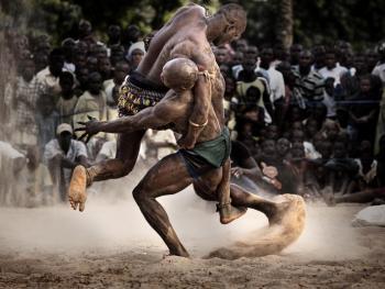 塞内加尔摔跤10