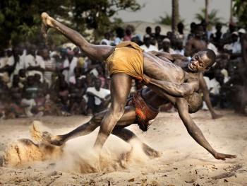 塞内加尔摔跤11