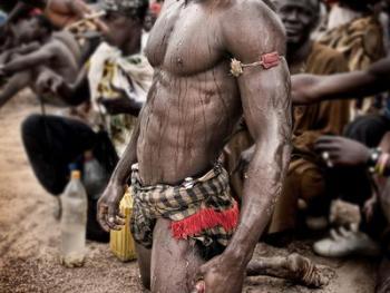 塞内加尔摔跤