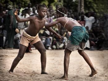塞内加尔摔跤06