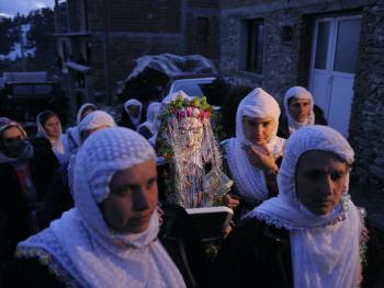 里诺沃的婚礼仪式11