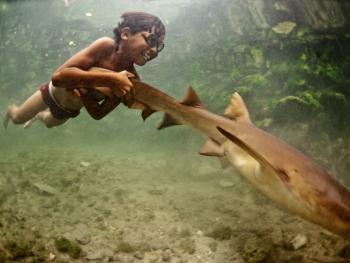 最后的海上游猎民族