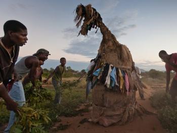莫桑比克恩瑶舞者10